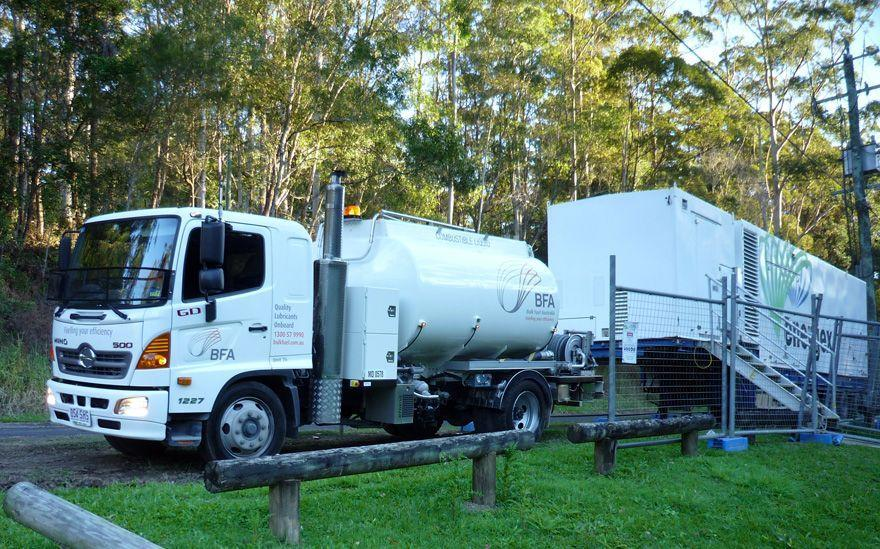 Fuel solutions for emergency generators