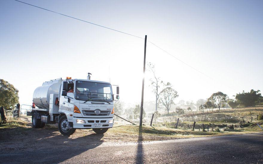 Cleaner Diesel for Trucking